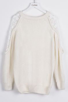 So cool for fall and winter! This pure color piece is great for lazy and cold days. Get more at Cupshe.com