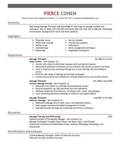 Massage therapist resume sample massage therapist resume sample massage therapist resume sample my perfect resume altavistaventures Gallery
