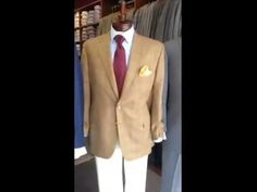 Spring Suits from A.Smith Clothiers