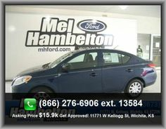 2013 Nissan Versa 1.6 S Sedan  Center Console: Full With Storage, Diameter Of Tires: 15.0, Tires: Prefix: P, Trip Computer,