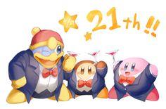 Kirby 21st