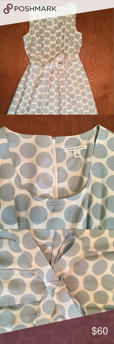Silk and cotton classic dress This dress is beautiful, classic and well made in every detail. 55% silk/45% cotton. Zipper and hook back, pleated waist, fully lined (cotton), hidden bra fasteners, removable belt. I wouldn't sell this except that it no longer fits me. I have only worn it a handful of times, it has always been dry cleaned. EUC, no stains or flaws. This dress deserves to be worn! Someone needs to take her! 😭 Banana Republic Dresses