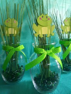14 Delightful Shower Images Frog Baby Showers Baby Shower Parties