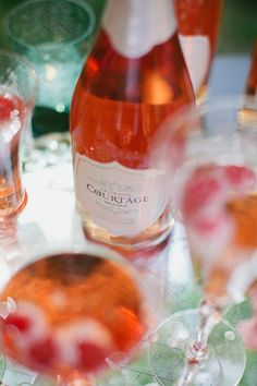 Pink Champagne || Color Board: Amore Tones || The Wedding & Company
