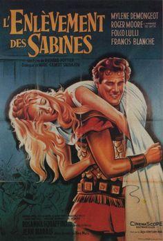 L'enlèvement des Sabines - film 1961