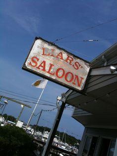We love a good saloon!Montauk, NY.