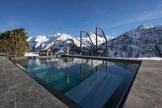 Chalet Uberhaus, Lech, Austria