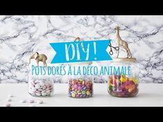 DIY - Pots dorés à la déco animale | WESTWING MAGAZINE