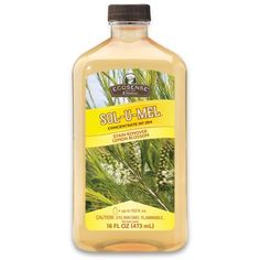 I use this as a deodorizer (it kills dust mites) and as a component of insect repellent (see Melaleuca Wellness Guide for formulas). Plant-based, no harmful residue, effective.