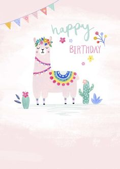 happy birthday wishes Advocate-Art Happy Birthday Woman, Happy Birthday Llama, Happy Birthday Wishes For A Friend, Funny Happy Birthday Images, Birthday Wishes Cards, Happy Birthday Messages, Happy Birthday Greetings, Birthday Greeting Cards, Happy Birthday Little Girl