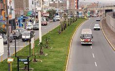 21 de junio: Mantenimiento de Av. Pachacutec en Lima Sur