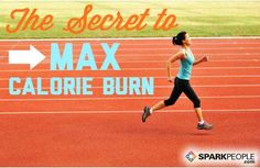 Torch fat & calories with this workout secret! | via @SparkPeople #fitness #exercise
