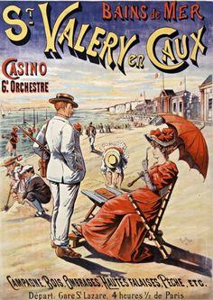 Bains de mer Saint-Valery-en-Caux (1895)