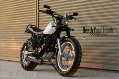 Cool Yamaha TW200
