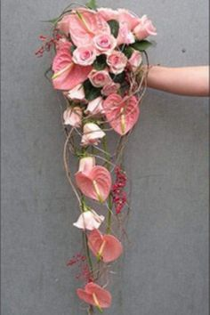 Type of Bridal bouquet that I want to have.