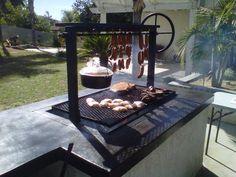 Santa Maria grill