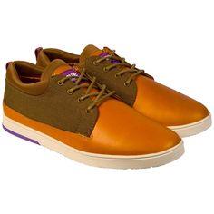 Our shoe of the week- Clae Gordon's in Caramel Sneakers Caramel, Lace Up, Footwear, Sneakers, Men, Shoes, Fashion, Salt Water Taffy, Tennis