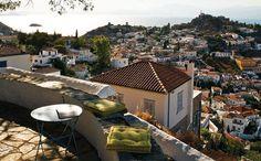A Private Residence By Interior Designer Tina Komninou In Hydra, Greece