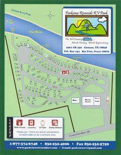 Parkview Riverside RV Park   South Texas RV Park and Camping, Rio Frio