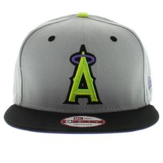 f2273a13848 California Angels Lime Green   Orange 59fifty