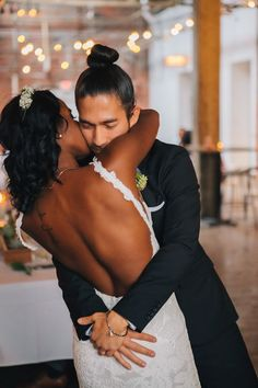 Multicultural Cambodian Wedding by Erika Layne Photography - Perfete Today's featured wedding is extra special for two reasons: first, it features not one but TWO ceremonies (an American one and a Cambodian one) AND it was photographed by our Couple Goals, Couple Style, Cute Couples Goals, Dope Couples, Interracial Couples, Biracial Couples, Interracial Wedding Ideas, Cambodian Wedding, Khmer Wedding
