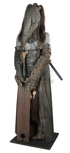 HELLBOY II: THE GOLDEN ARMY (2008) - Butcher Guard Costume
