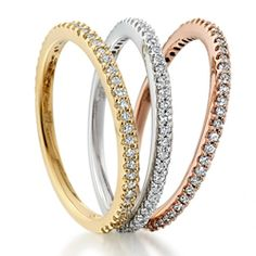 supplier spotlight: astley clarke {contemporary wedding rings}