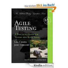 Read Book Agile Testing: A Practical Guide for Testers and Agile Teams (Addison-Wesley Signature Series (Cohn)) Author Lisa Crispin and Janet Gregory, Test Driven Development, Agile Software Development, Software Testing, Good Books, My Books, Adoption, Workshop, Lisa, Success