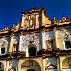 Catedral. San Cristóbal de Las Casas, Chiapas.