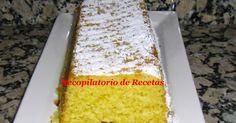 cake de limon thermomix