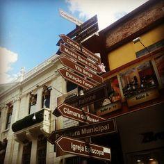 Santa Maria - RS - Brasil (Instagram)