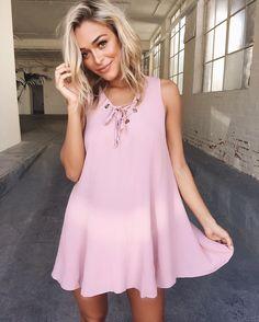 Shay Swing Dress  $59.95  shop now at www.tigermist.com.au