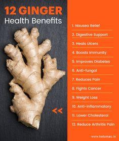 #ginger #gingerbenefits #health #healthy #stayfit #staystrong #ketomac #ketomacshampoo #ketomaccream #antifungal