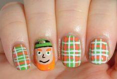 11 Super Fun St. Patricks Day Nail Art Designs!