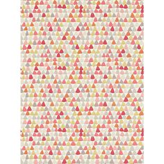 Buy Harlequin Lulu Paste the Wall Wallpaper, Coral / Spice, 110674 Online at johnlewis.com