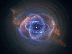 Cat Eye Nebula; NGC 6543