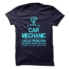 i am a/an CAR MECHANIC T Shirt, Hoodie, Sweatshirt