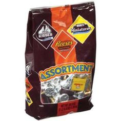 I'm learning all about Hershey's Assortment Chocolate at @Influenster! @hersheys