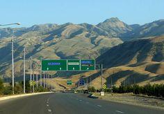 Roads of Turkmenistan