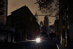 Christophe Jacrot's New York in Black | Trendland: Fashion Blog & Trend Magazine