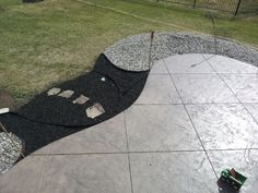 Diamond Cut Concrete Patio   Google Search