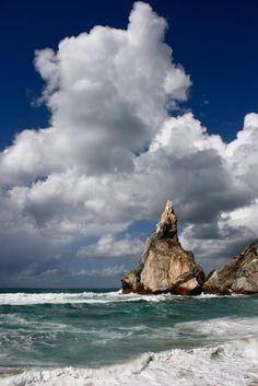 Praia da Adraga, Colares, Portugal