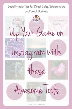 Instagram Apps and T