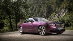 Rolls-Royce Wraith | Top 10 Luxury Cars for Long-Distance Summer Road Trips #RollsRoyce #Summer #SuperCar