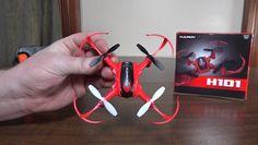 Floureon - H101 (3D) - Review and Flight