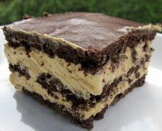 Peanut Butter Chocolate Éclair Cake Recipe recipe   cooking for you