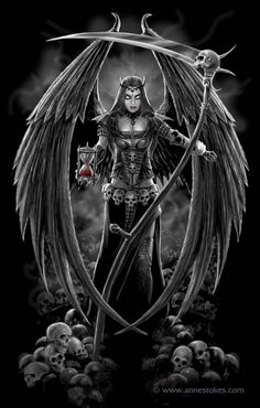 anne stokes goth rock - Google Search