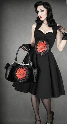 c5cdd9a640a Alternative Pinups Rockabilly Dress