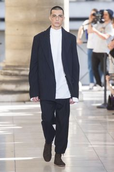 Hed Mayner Printemps/Été 2018 - Paris Fashion Week