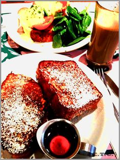 French Toast From Butler & The Chef
